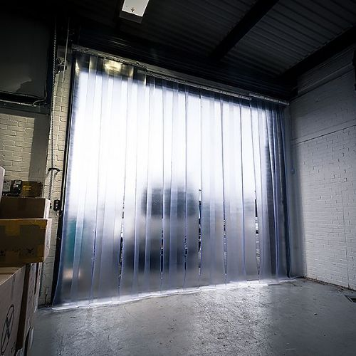 PVC Strip Warehouse Curtain